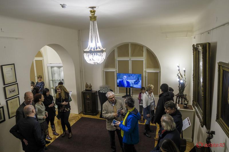 muzeul Victor Babes poze redeschidere gazde oaspeti vizitatori