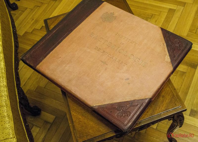 poze tratat bacteorologie muzeul Victor Babes bucuresti dorobanti