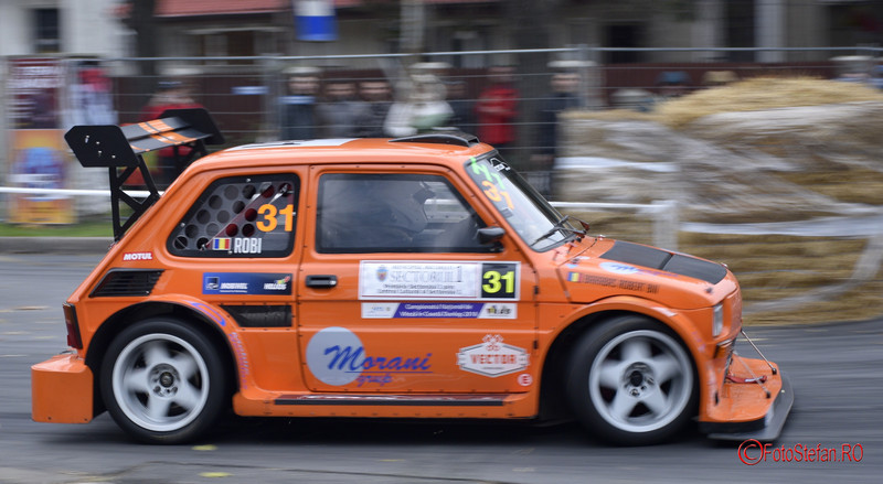 pozeTrofeul Bucuresti 1 Fiat 126 motor Hayabusa raliu super rally