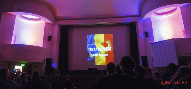 Albumul Transilvania inima Romaniei poze lansare vernisaj