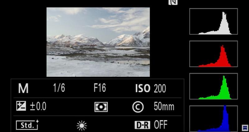 poza setari aparat foto time lapse photography settings