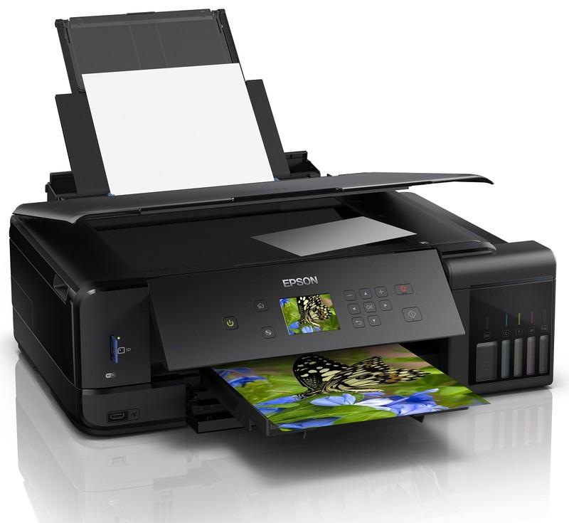 imprimante foto epson ecotank l7180 a3 multifunctional