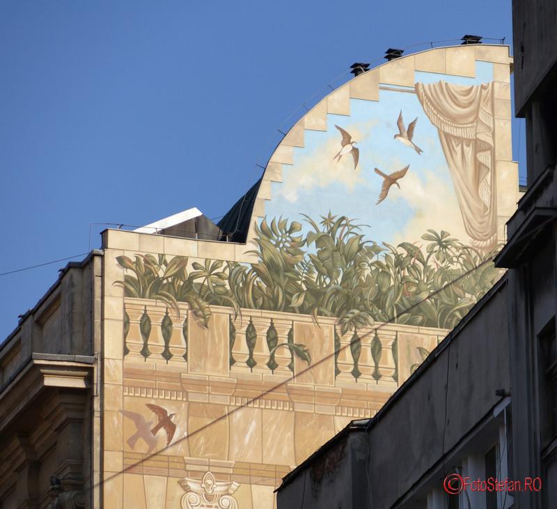 poze fotografie graffiti bucuresti centrul vechi istoric
