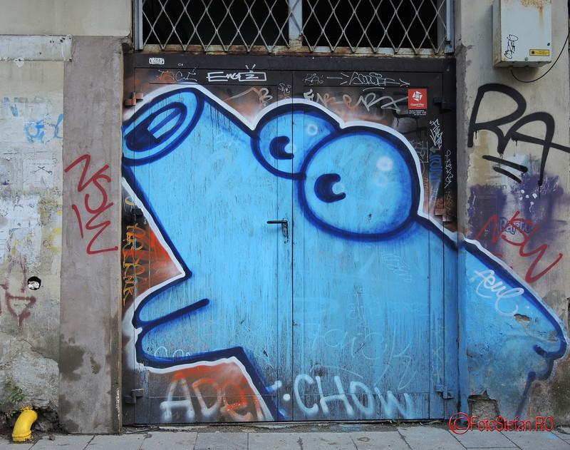 poze fotografii harta graffiti bucuresti aeul cinema pro