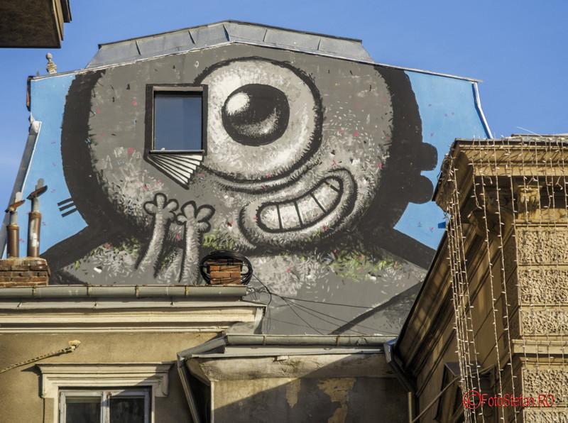 harta graffiti bucuresti online street art poze