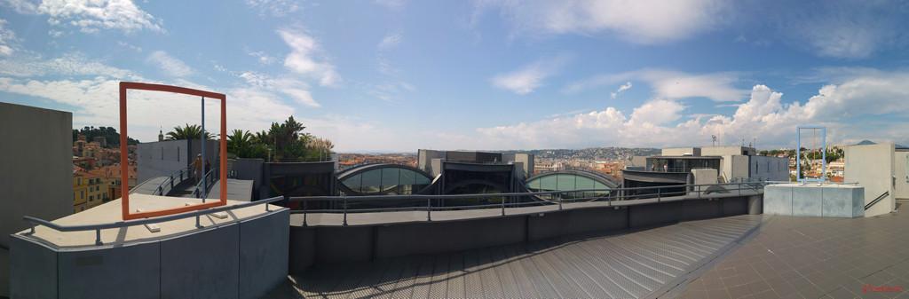 Muzeul de arta contemporana si moderna Nisa calatorie poze