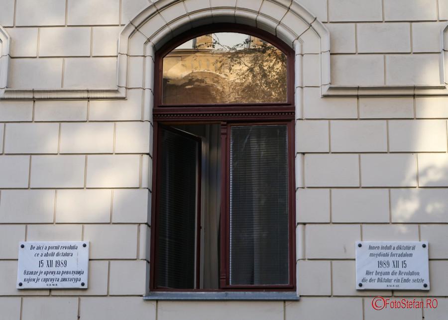 Tőkés László biserica reformata timisoara romania fotografii poza