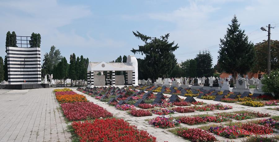 poze Complexul Memorial Cimitirul Eroilor Calea Lipovei Timisoara