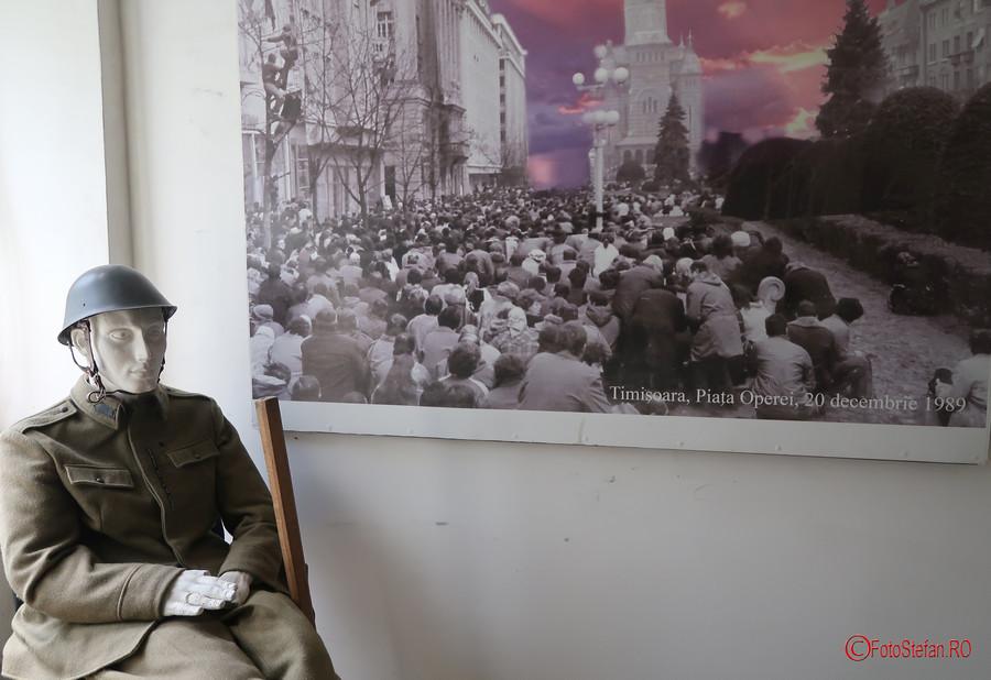 vizita la muzeul Memorialul Revolutiei Timisoara Romania