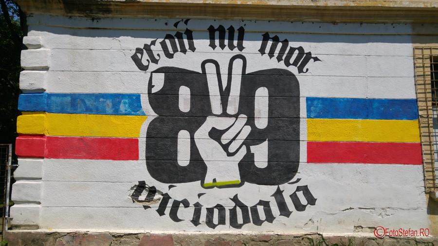 poze fotografii Traseul Revolutiei Timisoara decembrie 1989