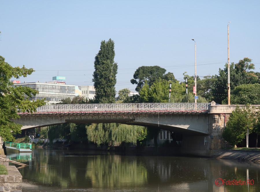 fotografie podul traian Traseul Revolutiei Timisoara decembrie 1989