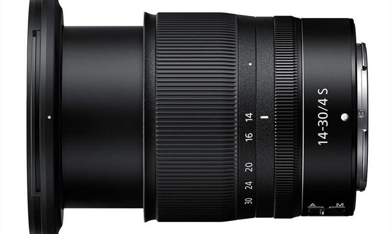 Nikkor Z 14-30mm f/4 S poza obiectiv zoom ultra-wide nikon z