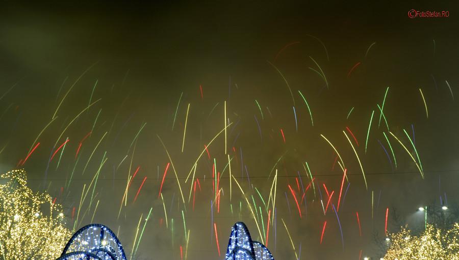 Artificii revelion 2019 Bucuresti poze fotografii romania