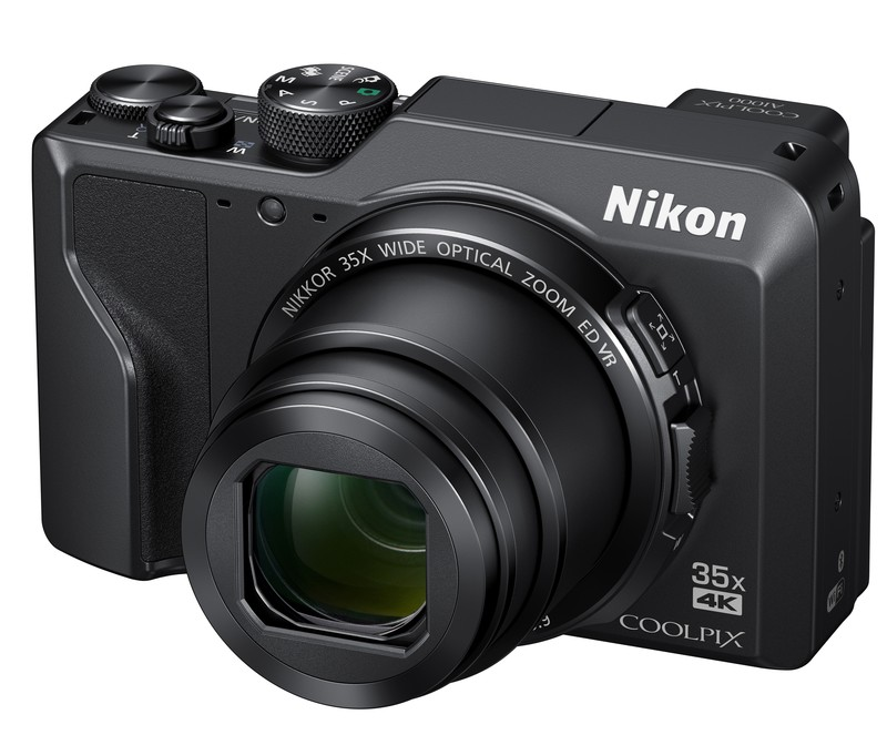Nikon COOLPIX A1000 poza aparat foto compact zoom 35x