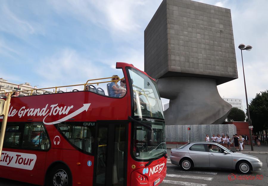 poza autobuz turistic nisa franta vacanta