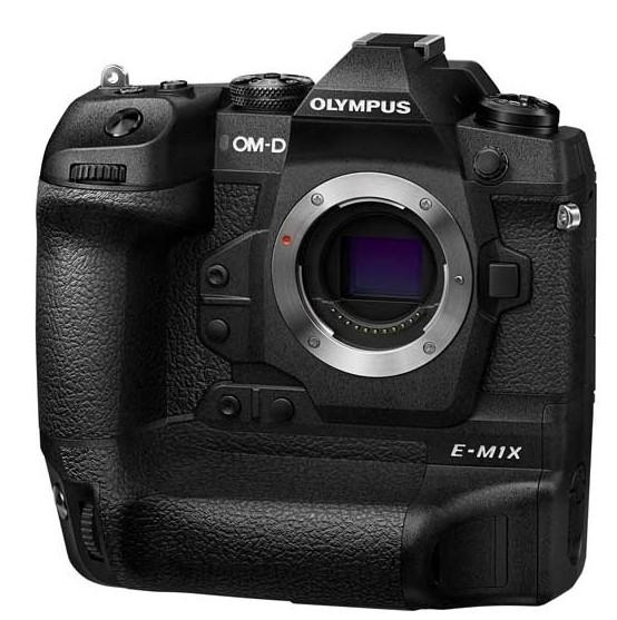 Olympus OM-D E-M1X poza sensor aparat foto digital