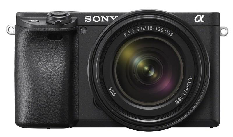 poza sony α6400 aparat foto mirrorless