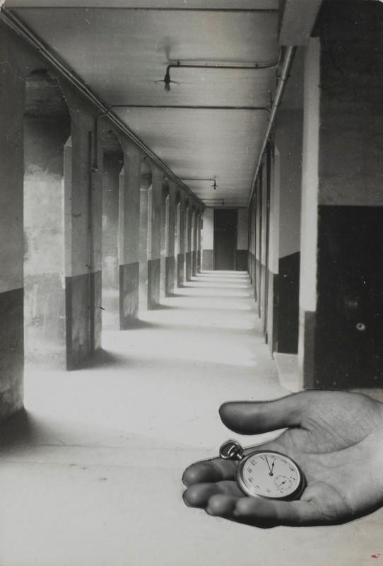 poza alb negru fotografie mana ceas autor Eliazar Lotar Teodorescu