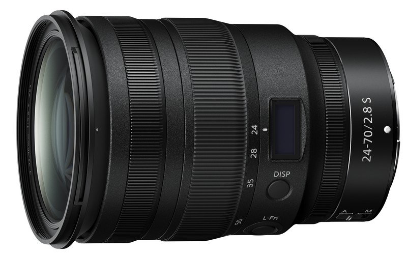 NIKKOR Z 24-70mm f/2.8 S obiectiv aparat foto mirrorless nikon z