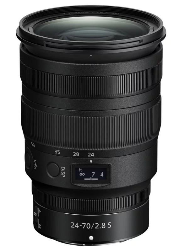 poza obiectiv Nikon  Z 24-70mm f/2.8 S