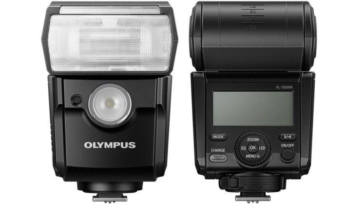 Olympus FL-700WR poza blit extern wireless