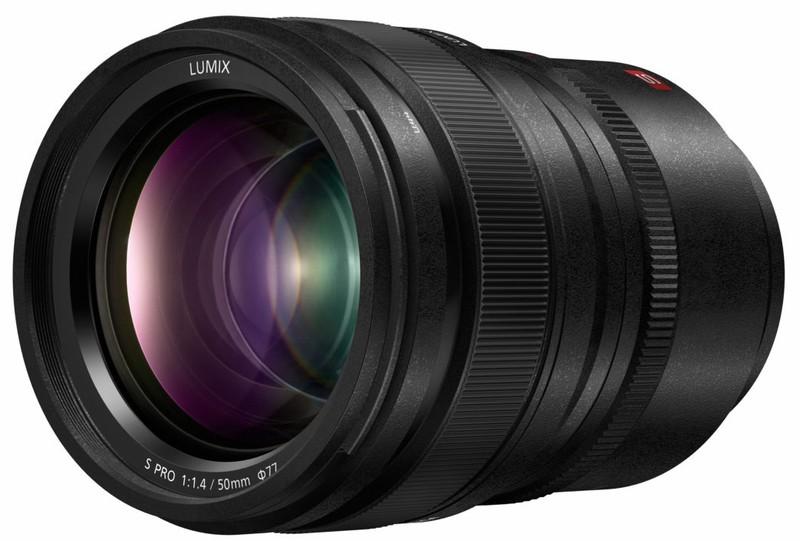 poza obiectiv aparat foto panasonic x50 mm f/1.4