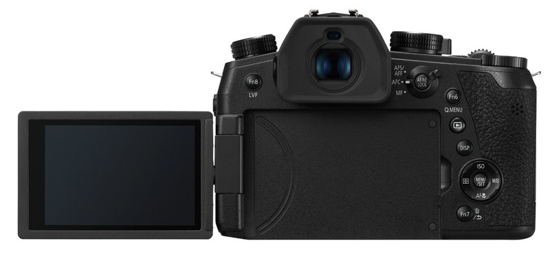 poza lcd mobil aparat foto Panasonic Lumix FZ1000 II