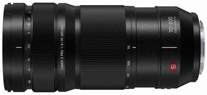 poza obiectiv zoom Panasonic LUMIX S PRO 70-200mm f/4 O.I.S.