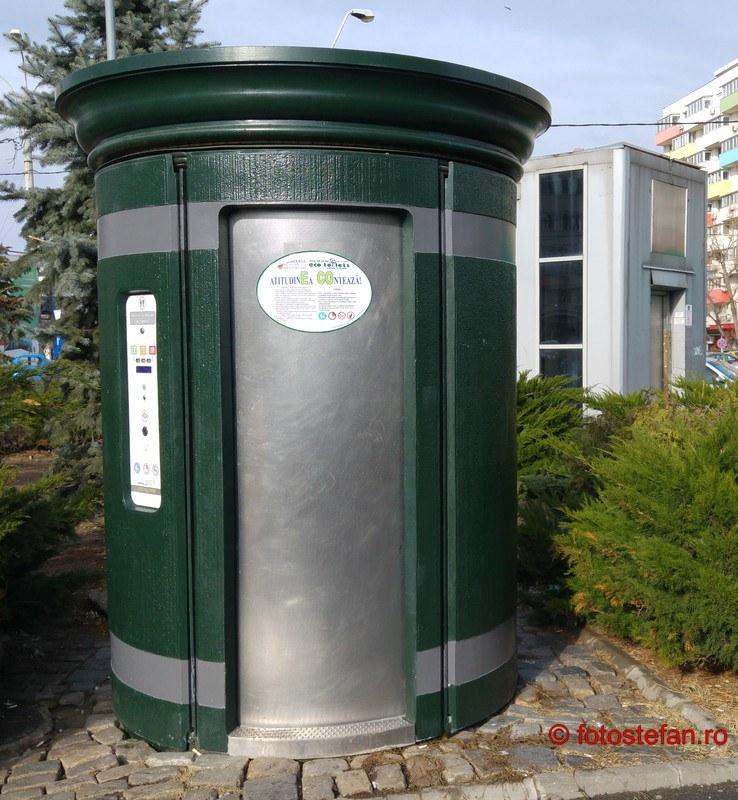 poza toaleta publica automatizata bucuresti fotografii romania