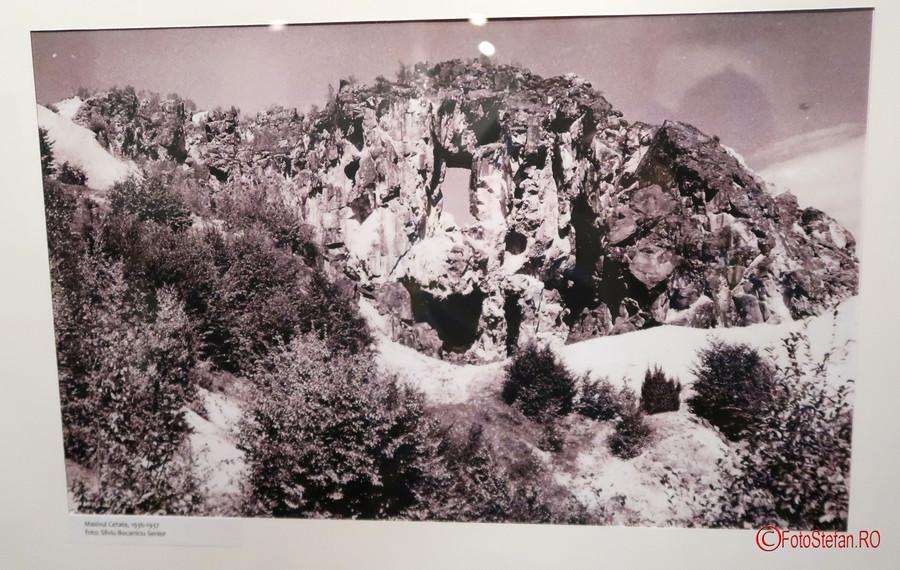 Rosia Montana poze masivul cetate expozitie foto muzeul taranului roman bucuresti