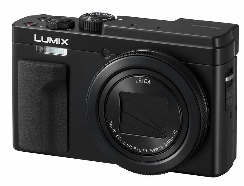 poza aparat foto compact Panasonic TZ95