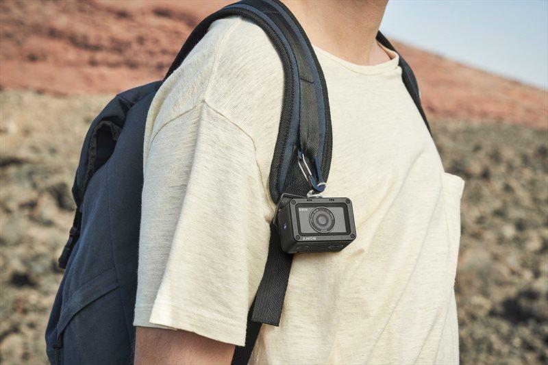 Sony RX0 II poza camera actiune rezistenta video 4k