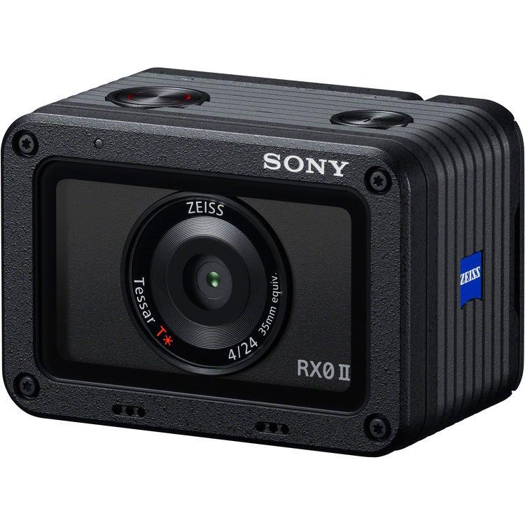 Sony RX0 II poza camera foto video actiune 4k rezistenta