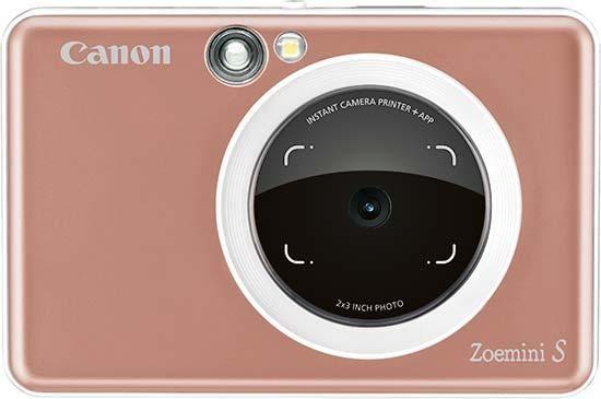 aparate foto instant Canon Zoemini C Canon Zoemini S
