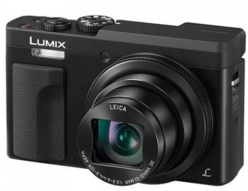 poza aparat foto compact panasonic lumix tz90
