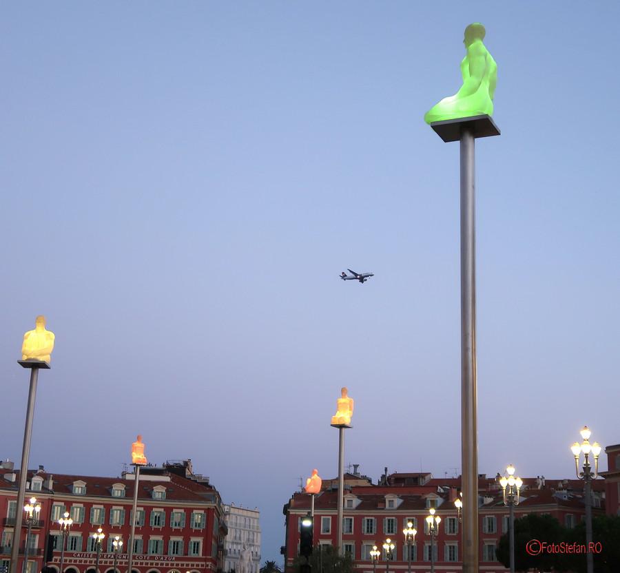 Plane Spotting seara nisa centru franta poze