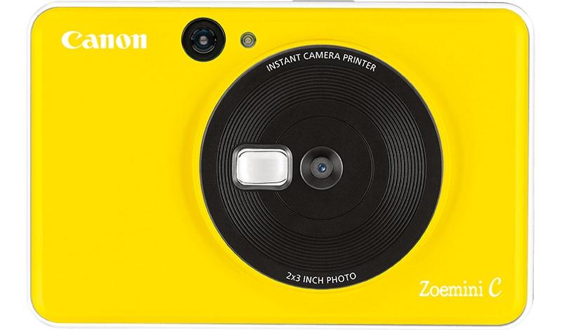 Canon Zoemini C aparat foto compact digital hartie foto zink