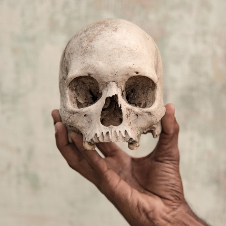 poza craniu premiata Sony World Photography Awards 2019 Federico Borella