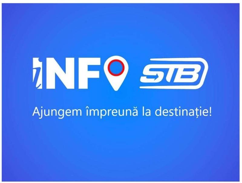 InfoSTB aplicatie transport public suprafata bucuresti romania