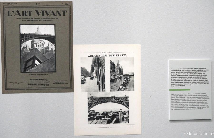 poze expozitie foto eli lotar fiu poet tudor arghezi bucuresti