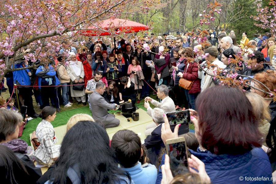 Hitoshi Noda ambasadorul Japoniei Bucuresti ceremonia ceaiului