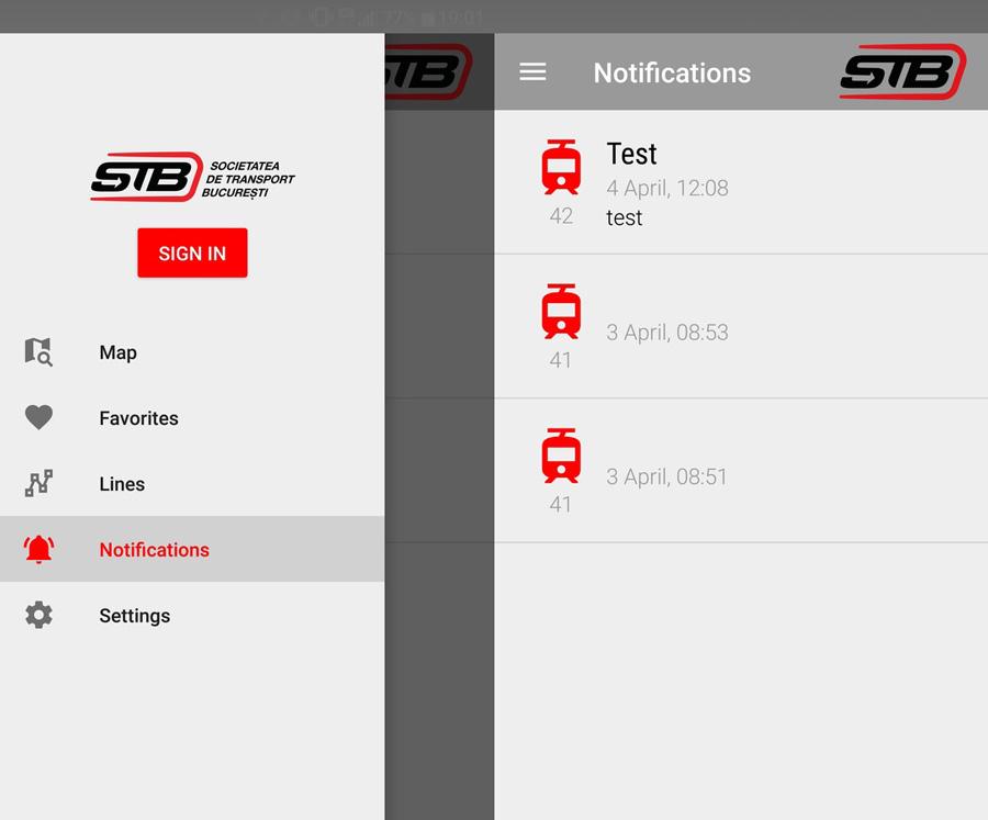 test pareri infostb aplicatie gratuita smartphone transport public bucuresti romania
