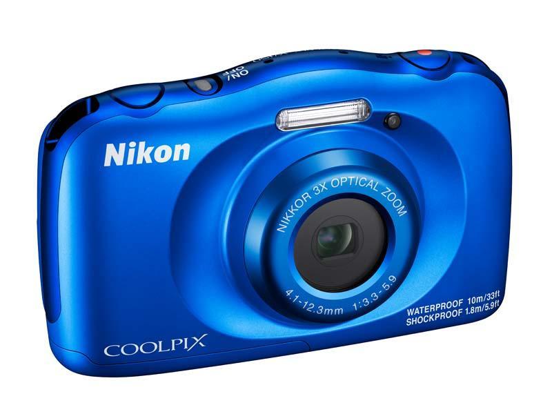Nikon COOLPIX W150 poza aparat foto compact rezistent subacvatic