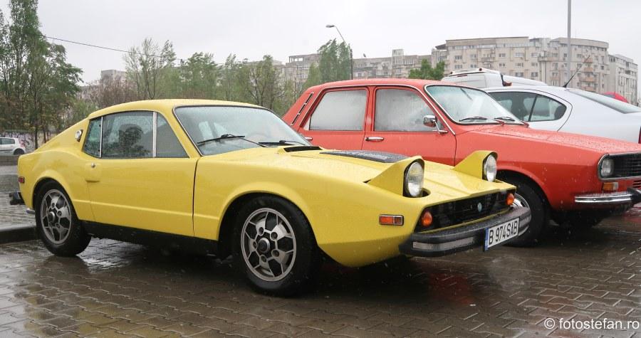 poze foto vehicule istorice masini clasice ploaie