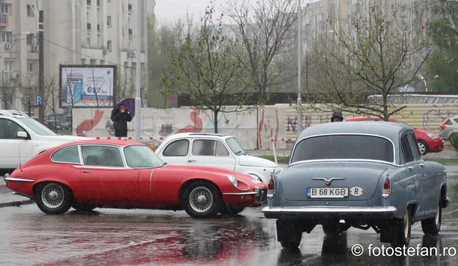 poza volga masina istorica kgb Retromobil Club România