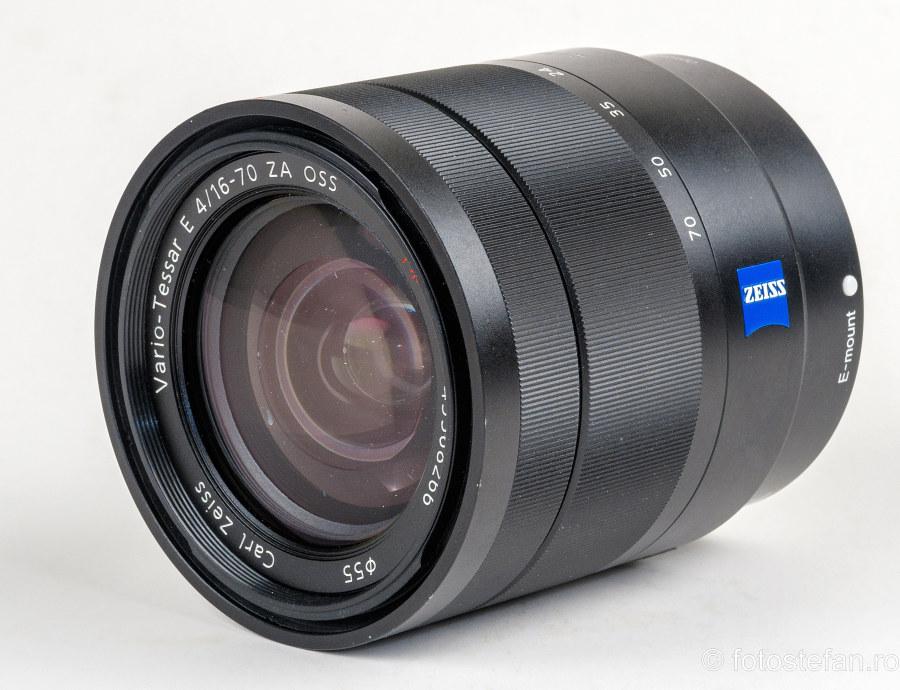 Sony 16-70mm F4 ZA OSS Vario-Tessar T poza zoom