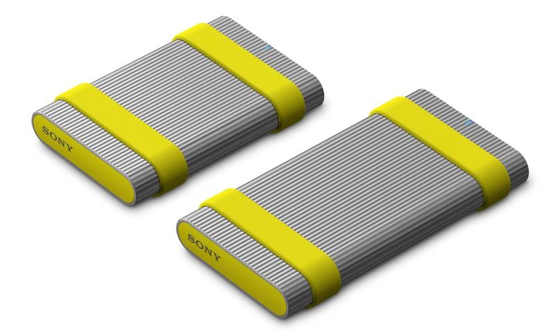 Sony SL-M ssd extern performant durabil rezistent