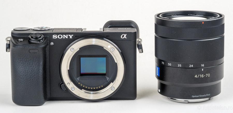 sony a6400 poza Sony 16-70mm F4 ZA OSS Vario-Tessar T