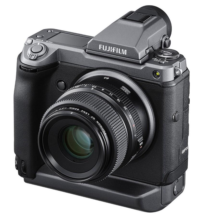 Fujifilm GFX100 poza aparat foto medium format mirrorless