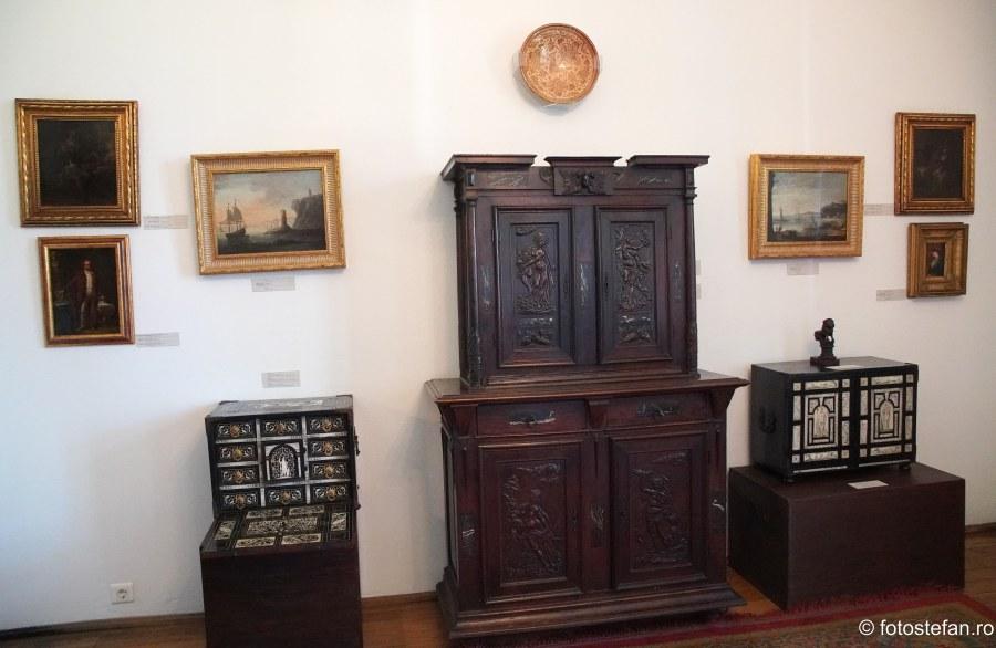 fotografii interior casa melik arta tablouri